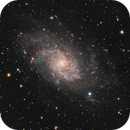 M 33 - Triangulum Galaxy,                                Marco Failli