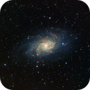 M33 - Triangulum Galaxy,                                Elvie1