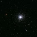 Messier 13 in Hercules,                                MJF_Memorial_Obse...