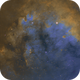 NGC7822,                                  Seymore Stars