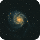 M101 Pniwheel Galaxy,                                Sean McCully