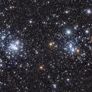 Double Cluster in Perseus,                                Juan Lozano