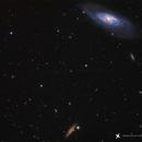 M106 RGB,                                alpheratzlaboratory
