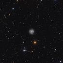 NGC 3184,                                Matteo Quadri