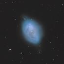 Robin's Egg Nebula,                                Patrick Dufour