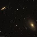 M81 und M82 RGB,                                christian81