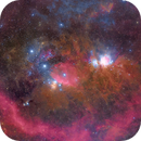 Incredible Wide Field of Orion(M78,M42,IC434,Barnard),                                AWanderer