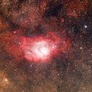 M8 (Lagoon Nebula),                                Zoltan Panik (ijanik)
