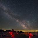 Green Bank Star Quest Milky Way Field 2019,                                Jeff Ball