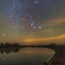 Orion on the Bug River,                                  Łukasz Żak