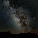 The Milky Way at Alamo Lake State Park in Arizona,                                  Alex Roberts