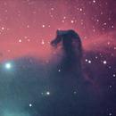 Horsehead Nebula,                                Joe Perulero