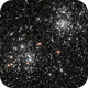 Perseus Double Cluster,                                Csere Mihaly