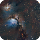 M78 - A  Maelstrom of reflection and dust!,                    Paddy Gilliland