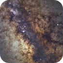 The Center of Milky Way,                                Daniele Gasparri