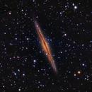 NGC 891,                                rveregin