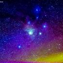 zona stellare di antares  nello scorpione,                                Carlo Colombo