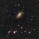 NGC 4725,                                Apollo