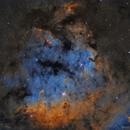 NGC 7822 Cederblad SHO,                                Marc Verhoeven