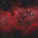 IC 1848 Soul nebula,                                Audrius