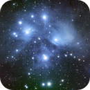 Pleiades M45,                                Chris