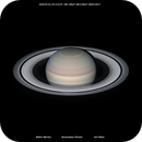 Saturn and storm,                    Walter Martins
