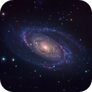 M81 - Bode's Galaxy,                                mr1337