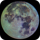 Full colored moon,                                Olivier Ravayrol