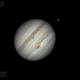 Jupiter an Io,                                Ecleido  Azevedo