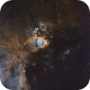 IC1795 - Fish Head Nebula - SHO,                                  Roberto Botero