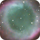 Nebulosa da Hélice,                                Izaac da Silva Leite