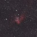 NGC7380 Wizard Nebula,                                David Rees