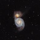 M51 - The Whirlpool Galaxy,                                Ken Sablinsky