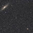 Autour de M31,                                rayzor