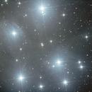 M45 - Pleiades,                                Arjan Kievits