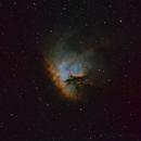 NGC281-Pacman Nebula,                                HarryH
