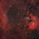 Sh2-171 and NGC 7822,                                Poochpa
