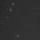 M84,  M86 et M87,                                Pascal Bousquet