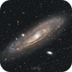 Andromeda Galaxy M31,                                  Can Rıfat Turcan