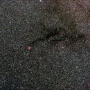 Cocoon Nebula + NGC 7209,                                AC1000