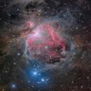 M42 The Great Orion Nebula,                                Toshiya Arai