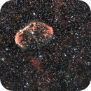 C27 The Crescent Nebula,                                Nikolaos Karamitsos