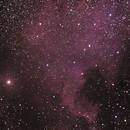 NGC7000,                                Mark Randall Byland