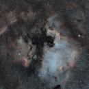 NGC7000,                                Peebee