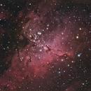 M16 - Eagle Nebula,                                Rod771