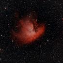 NGC 281 - The Pacman Nebula,                                Alan Mason