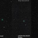 C/2019Y4 Atlas 17march/3 and 7 april,                                Frigeri Massimiliano