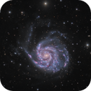 M101 Pinwheel Galaxy,                                Matt Baker