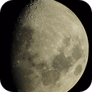 Lune gibbeuse,                                Julien CAILLOU