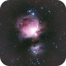 Another try at M42,                                Jamie Smith